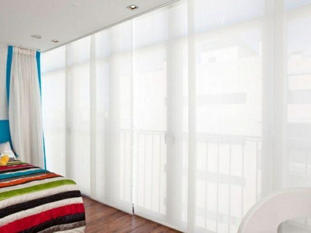 Como lavar un panel japones cortinas y persianas bogot - Como colocar un panel japones ...